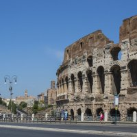 Colosseum, Italy :: Elena Inyutina