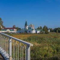 Валдайский Иверский Святоозерский Богородицкий мужской монастырь :: Михаил (Skipper A.M.)