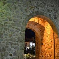 Вечер средневекового города :: Ольга