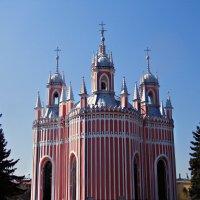 Чесменская церковь, Санкт-Петербург :: Полина