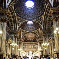 l'église de la Madeleine :: Павел Сущёнок