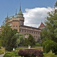 Bojnice Zamok in Slovakia :: Roman Ilnytskyi
