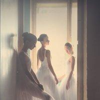 мир балета.... :: Надежда Шибина