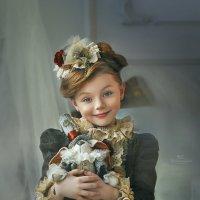Названиедети и куклы :: Ольга Шеломенцева