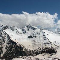 Кавказ. Вид с восточного склона г. Эльбрус :: Vladimir 070549