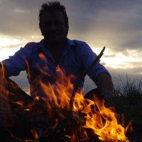 в огне :: İsmail Arda arda