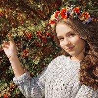 Настя :: Ольга Литвинова
