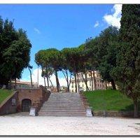 Италия, Рим, лестница :: Наталья (Nata-Cygan) Цыганова