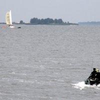 Киевское море :: Сергей Рубан