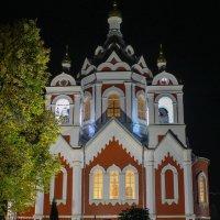 Храм Казанской иконы Божьей Матери :: Иван Анисимов