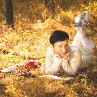 книги и  доброта :: Ирина Шаманаева