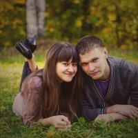 Молодая пара :: Андрей Мирошниченко