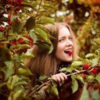 Райские яблочки :: Елена +++