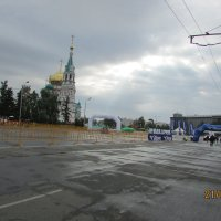Сибирский международный марафон :: раиса Орловская