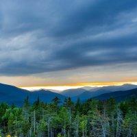 Закат в горах :: Vadim Raskin