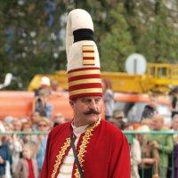 Главный янычар оркестра «Мехтер» города Изник. Турция :: Михаил Малец