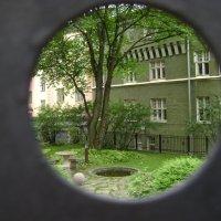 Хельсинки. Любимый дворик :: Марина Домосилецкая