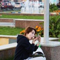 Женщины всегда, везде и во всем остаются женщинами... :: Виктор Добрянский