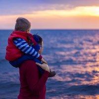 Прощание с летом :: Алиса Медведева