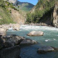 Река :: Денис Голушко