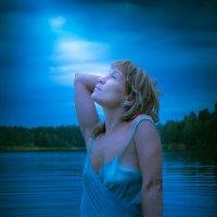 Колдовское озеро :: Рашид Рахимов