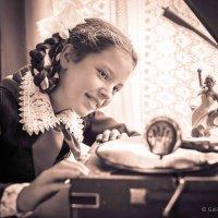 По волнам нашей памяти :: Galina Zabruskova