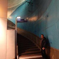 Выход из Парижской подземки :: Светлана Лысенко
