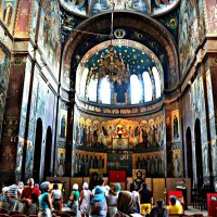 В храме :: Владимир Болдырев