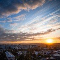вечернее небо :: Евгений Статников