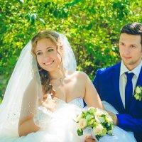 Летняя свадьба :: Svetlana Shumilova
