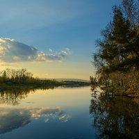 Озеро :: vladimir Bormotov