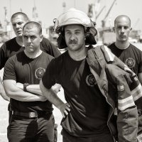 Пожарные Хайфы... :: fantomas79
