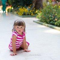 Маленькая принцесса... :: Владимир Головин
