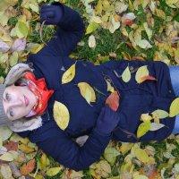 Осень :: Ирина Сафонова
