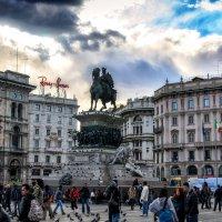 Статуя короля Витторио-Эмануэле II :: Максим Дорофеев