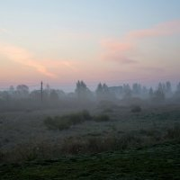 Седой туман похож на обман... :: demyanikita