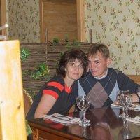 Серёга и Елена (28 лет вместе) :: Алексей -