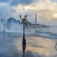 В Севастополе штормит 24.09.2014 :: Игорь Кузьмин
