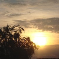 плавилось солнце закатное... :: Olga