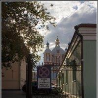 Моя Москва. Не парковаться :: Михаил Розенберг