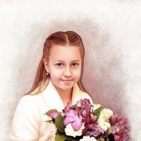 Портрет Настеньки :: Ирина Kачевская
