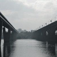 Набережная Оби. Новосибирск. :: Ирина Емельянова
