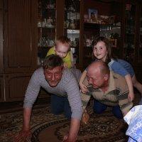 деды запряжёны :: Александр Астапов