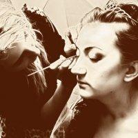 макияж невесты... :: Дмитрий Томин