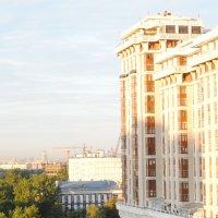 вид из окна :: Вера Харламова