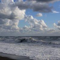 Море волнуется.... :: Виолетта