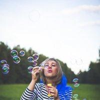 Пузырики :: Константин Онисько
