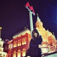 Москва :: Анастасия Фокина