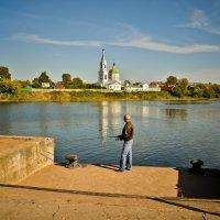 Городская рыбалка :: Светлана Гибазова