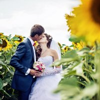 Жених и невеста :: марина алексеева